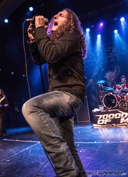 Rhapsody Of Fire @ 70,000 Tons Of Metal 2016, Day 1