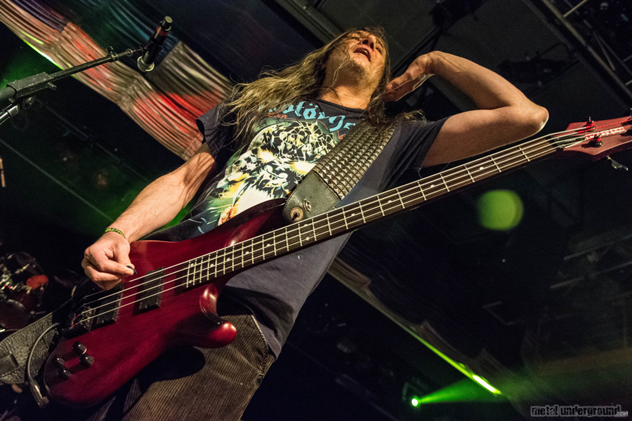 Sodom @ 70,000 Tons Of Metal 2016, Day 1