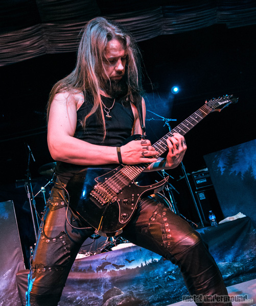 Tyr @ 70,000 Tons Of Metal 2016, Day 1