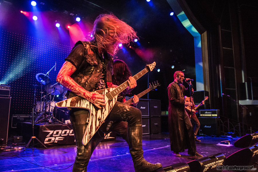 Bloodbath @ 70,000 Tons Of Metal 2016, Day 2
