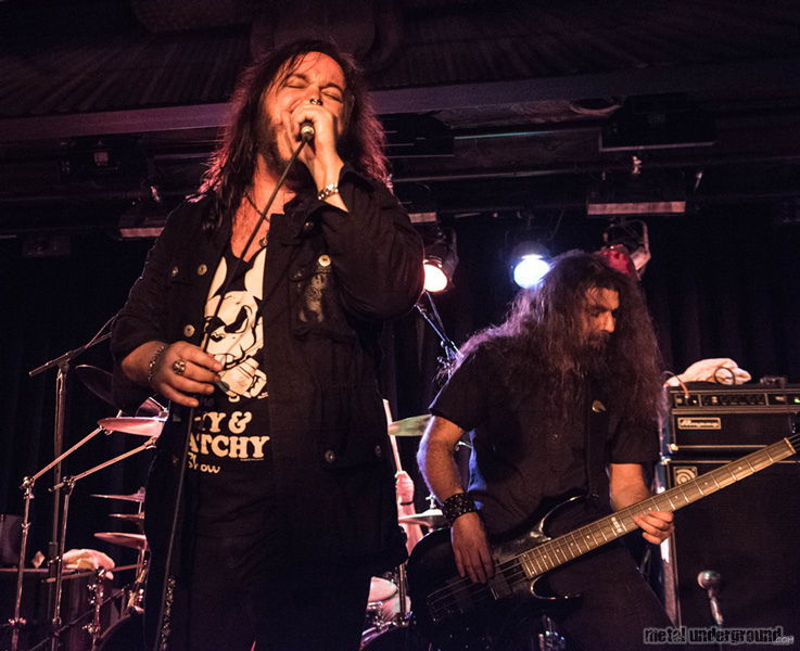 Firewind @ 70,000 Tons Of Metal 2016, Day 2