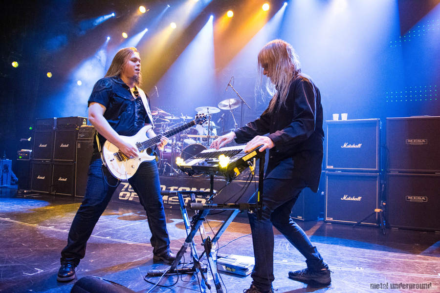 Stratovarius @ 70,000 Tons Of Metal 2016, Day 2
