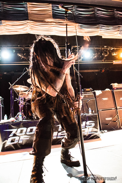 Vallenfyre @ 70,000 Tons Of Metal 2016, Day 4