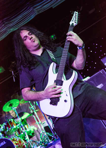 Visions Of Atlantis @ 70,000 Tons Of Metal 2016, Day 4