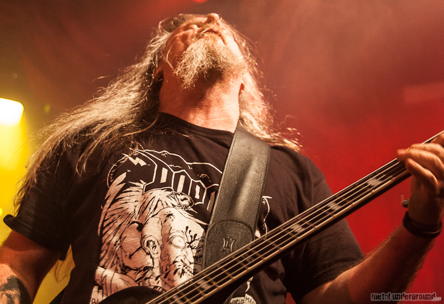 Crowbar @ 70,000 Tons of Metal 2012, Day 2