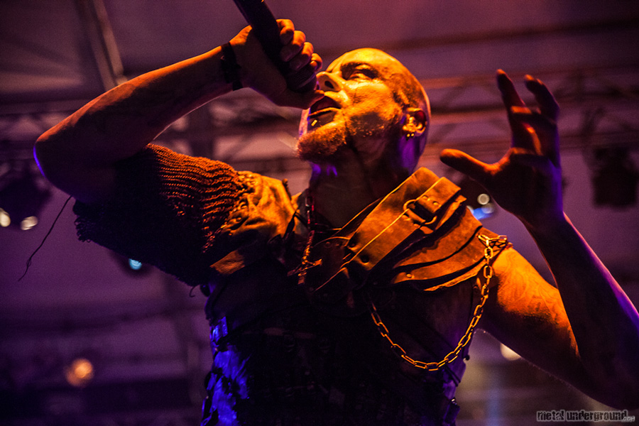 Dark Funeral @ 70,000 Tons of Metal 2012, Day 2