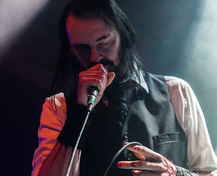 My Dying Bride @ 70,000 Tons of Metal 2012, Day 2