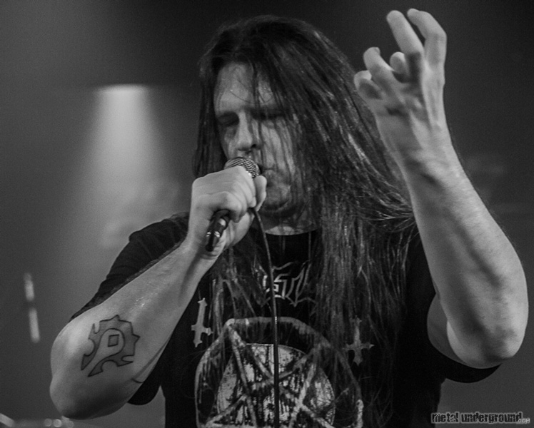 Cannibal Corpse @ 70,000 Tons of Metal 2012, Day 3