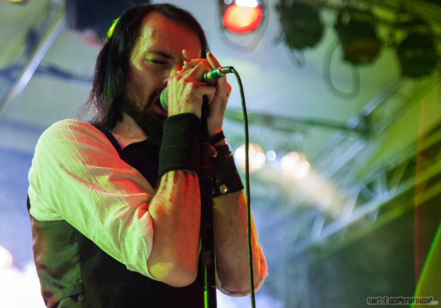 My Dying Bride @ 70,000 Tons of Metal 2012, Day 3