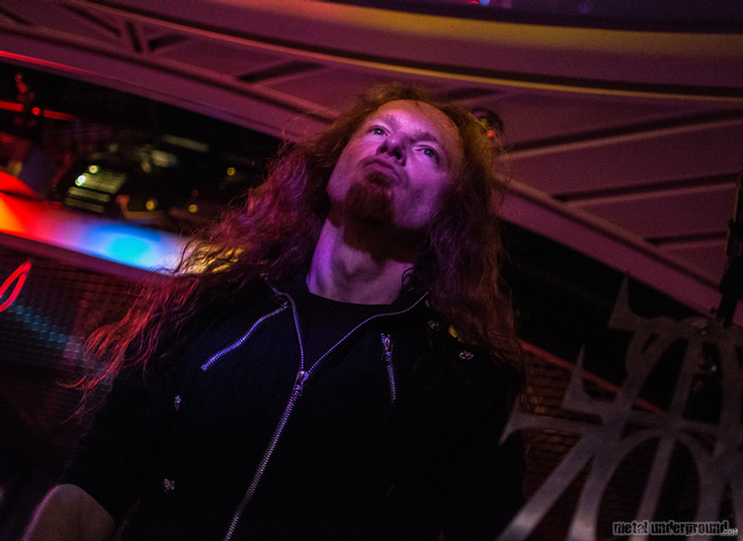 Atrocity @ 70,000 Tons of Metal 2014, Day 1