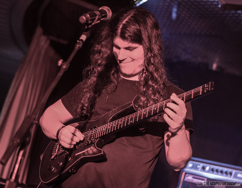 Cynic @ 70,000 Tons of Metal 2014, Day 1