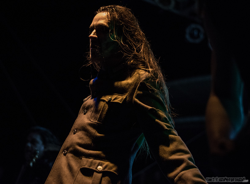 Finntroll @ 70,000 Tons of Metal 2014, Day 1