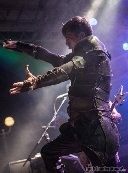 Gloryhammer @ 70,000 Tons of Metal 2014, Day 1
