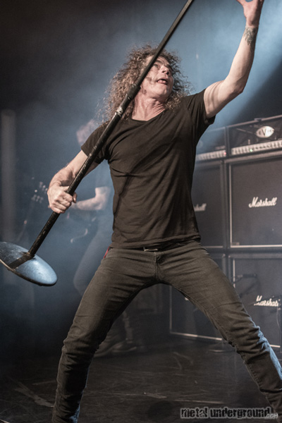 Overkill @ 70,000 Tons of Metal 2014, Day 1