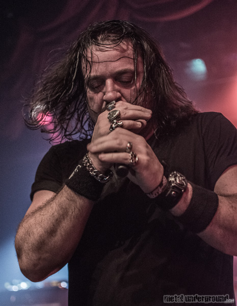Symphony X @ 70,000 Tons of Metal 2014, Day 1