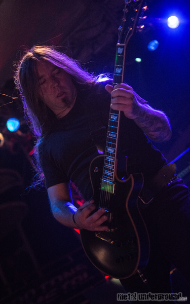Twilight Of The Gods @ 70,000 Tons of Metal 2014, Day 1