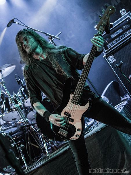 Vicious Rumors @ 70,000 Tons of Metal 2014, Day 1