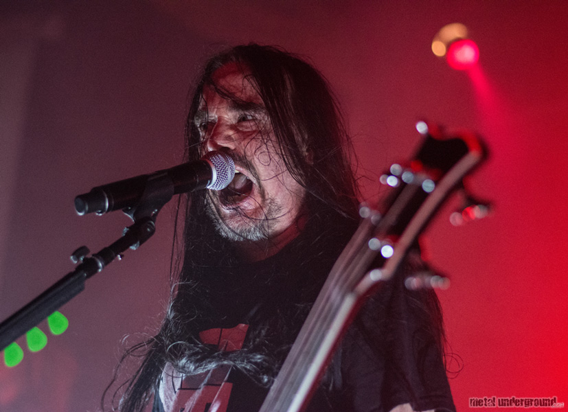 Carcass @ 70,000 Tons of Metal 2014, Day 2