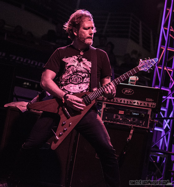 Dark Tranquility @ 70,000 Tons of Metal 2014, Day 2