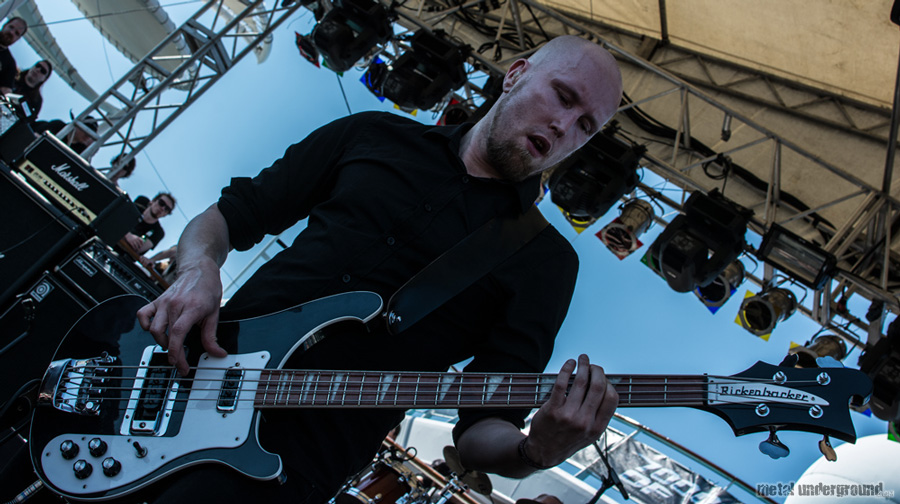 Swallow The Sun @ 70,000 Tons of Metal 2014, Day 2