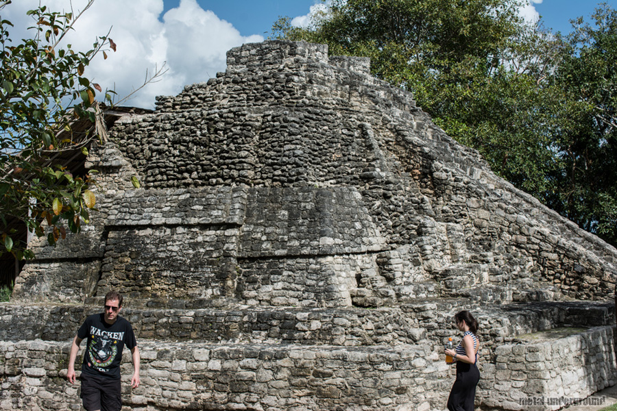 Mayan Ruins @ 70,000 Tons of Metal 2014, Day 3