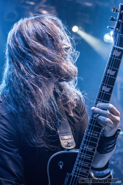 Satyricon @ 70,000 Tons of Metal 2014, Day 3