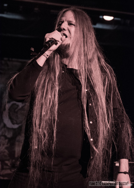Atrocity @ 70,000 Tons of Metal 2014, Day 4