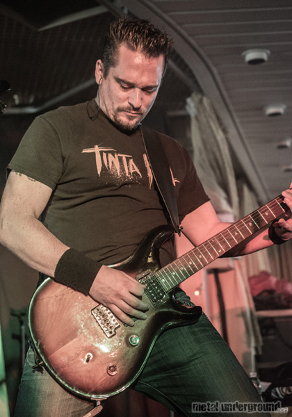 Poltergeist @ 70,000 Tons of Metal 2014, Day 4