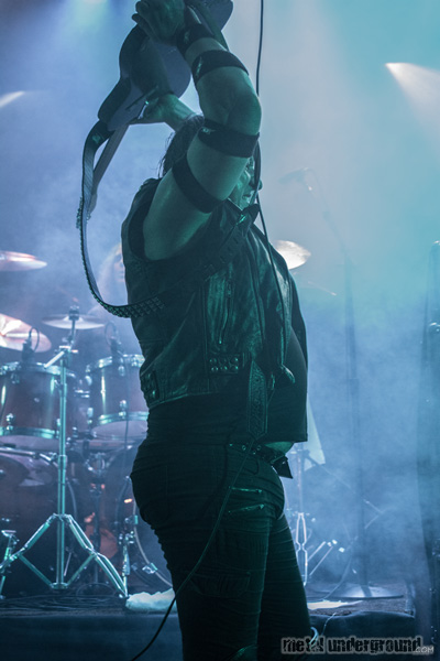 Raven @ 70,000 Tons of Metal 2014, Day 4