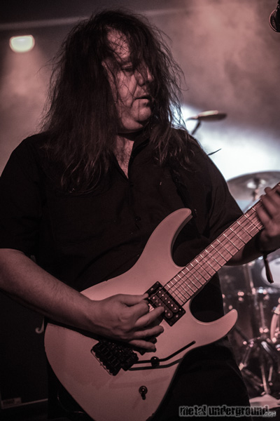 Symphony X @ 70,000 Tons of Metal 2014, Day 4