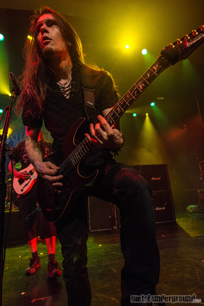 Wintersun @ 70,000 Tons of Metal 2015, Day 2