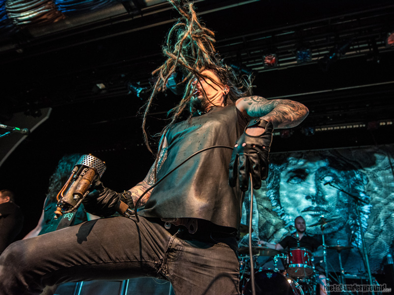 Amorphis @ 70,000 Tons of Metal 2015, Day 3