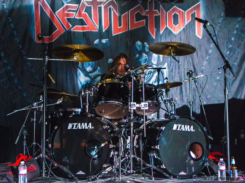 Destruction @ 70,000 Tons of Metal 2015, Day 3