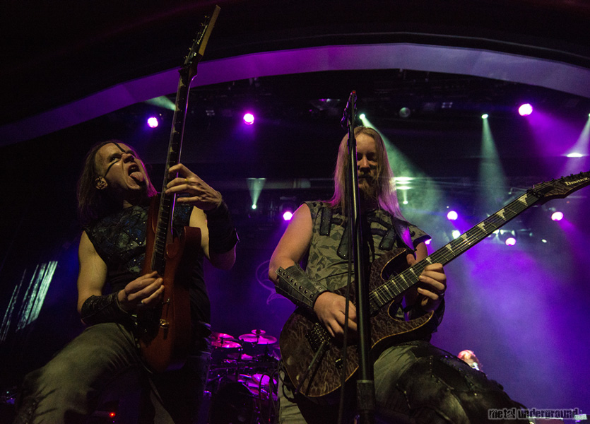 Ensiferum @ 70,000 Tons of Metal 2015, Day 3