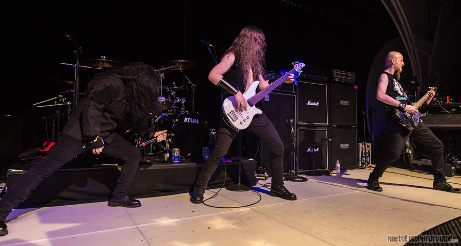 Helstar @ 70,000 Tons of Metal 2015, Day 3