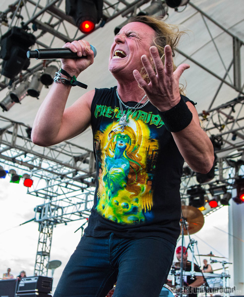 Pretty Maids @ 70,000 Tons of Metal 2015, Day 3