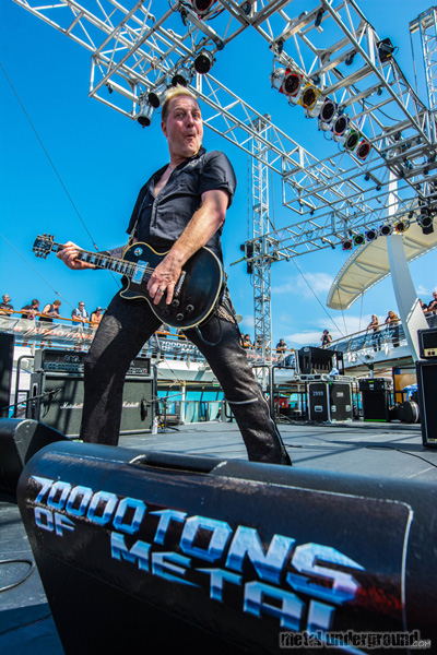 Primal Fear @ 70,000 Tons of Metal 2015, Day 4