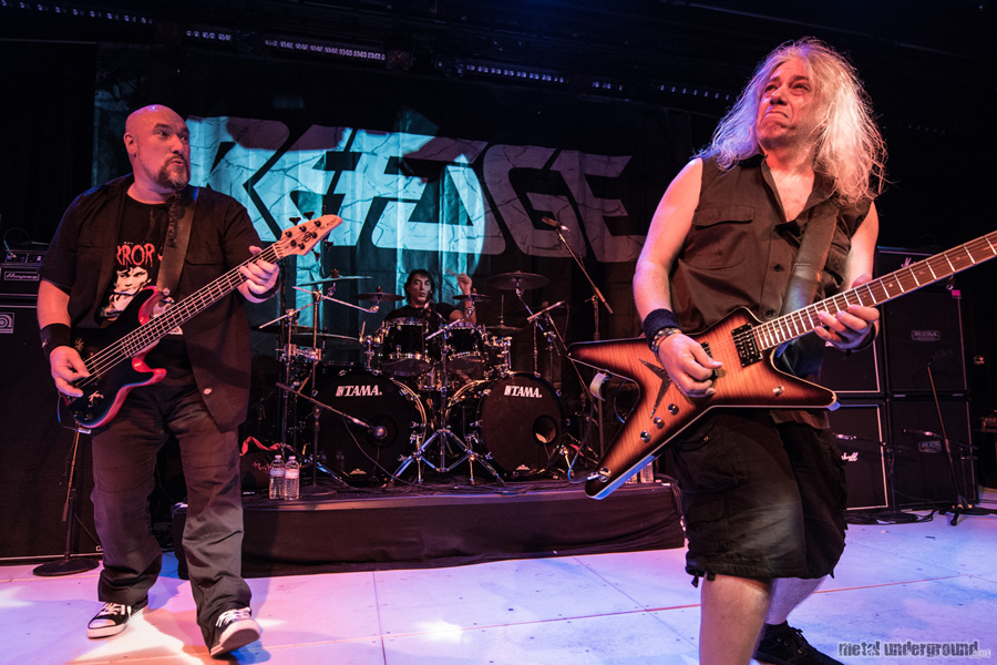 Refuge @ 70,000 Tons of Metal 2015, Day 4