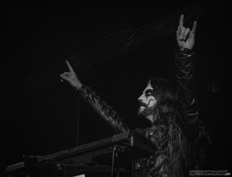 Carach Angren @ 70000 Tons Of Metal 2020, Day 2