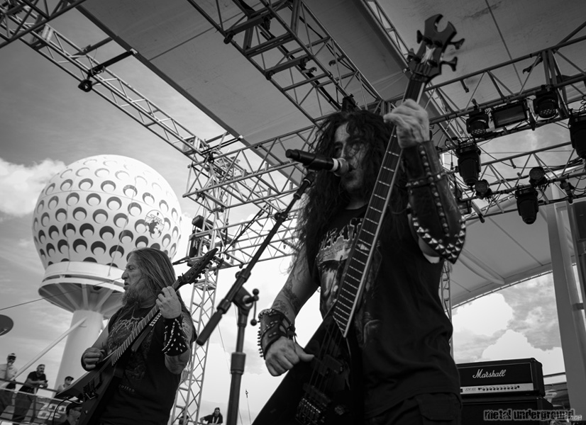 Possessed @ 70000 Tons Of Metal 2020, Day 2