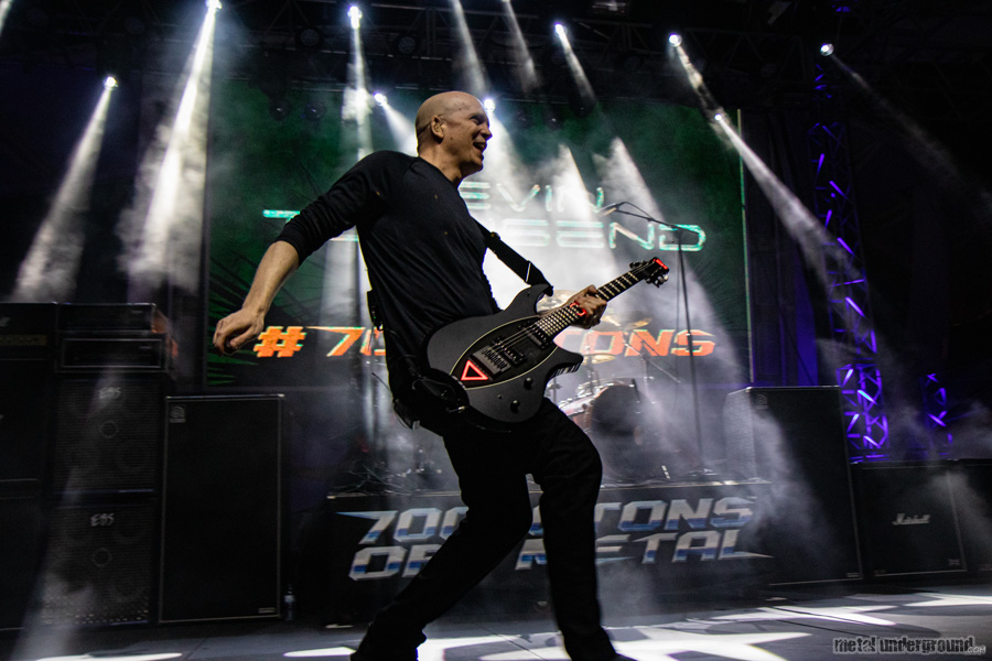 Devin Townsend @ 70000 Tons Of Metal 2020, Day 3