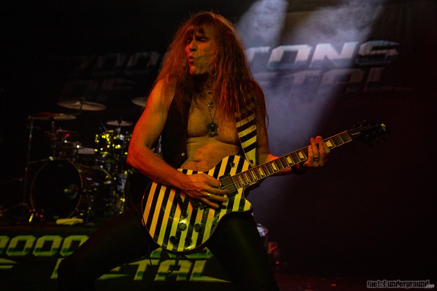 Grave Digger @ 70000 Tons Of Metal 2020, Day 3