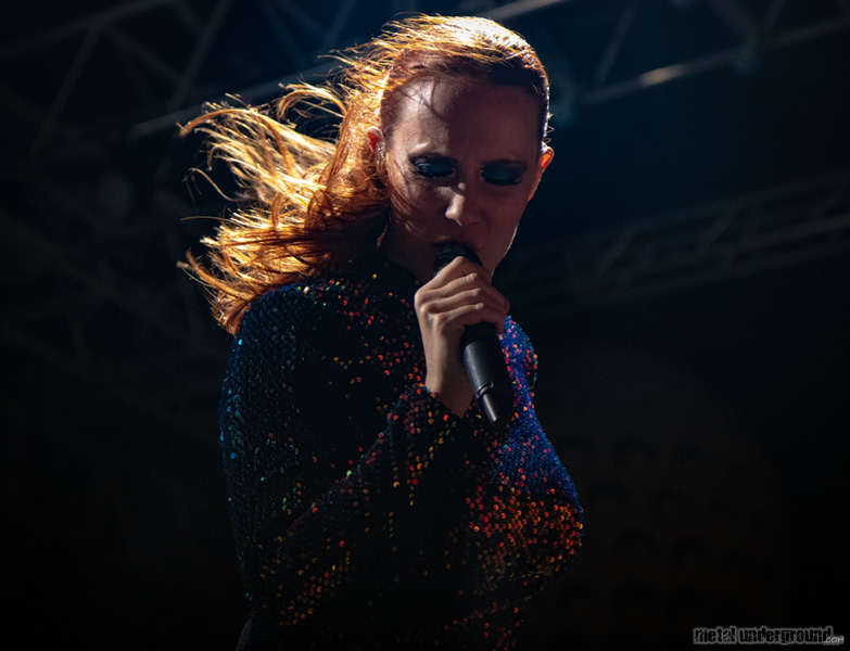 Epica @ 70000 Tons Of Metal 2020, Day 4