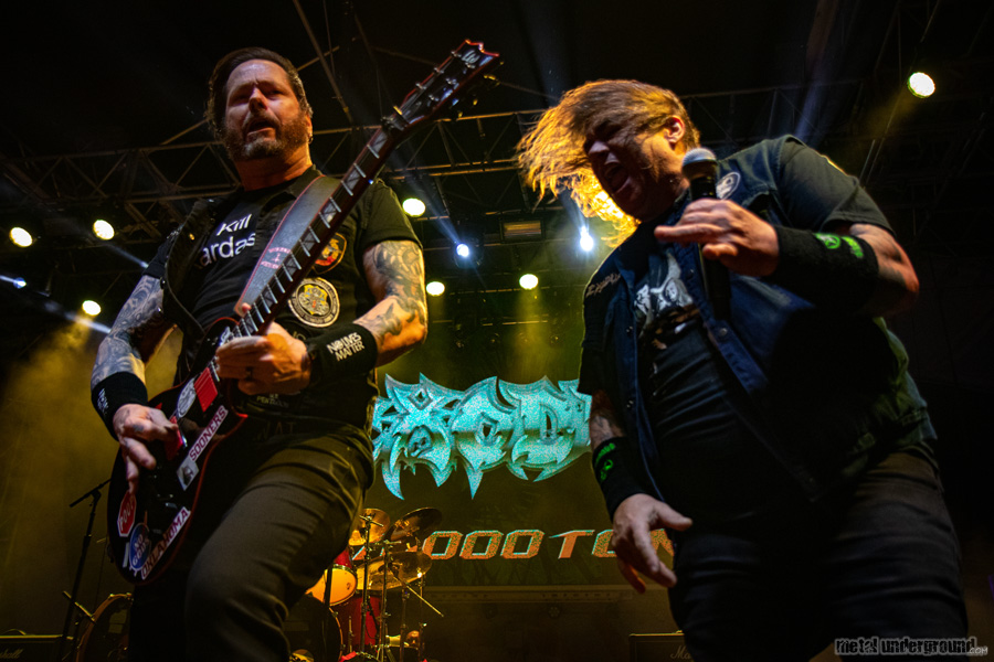 Exodus @ 70000 Tons Of Metal 2020, Day 4