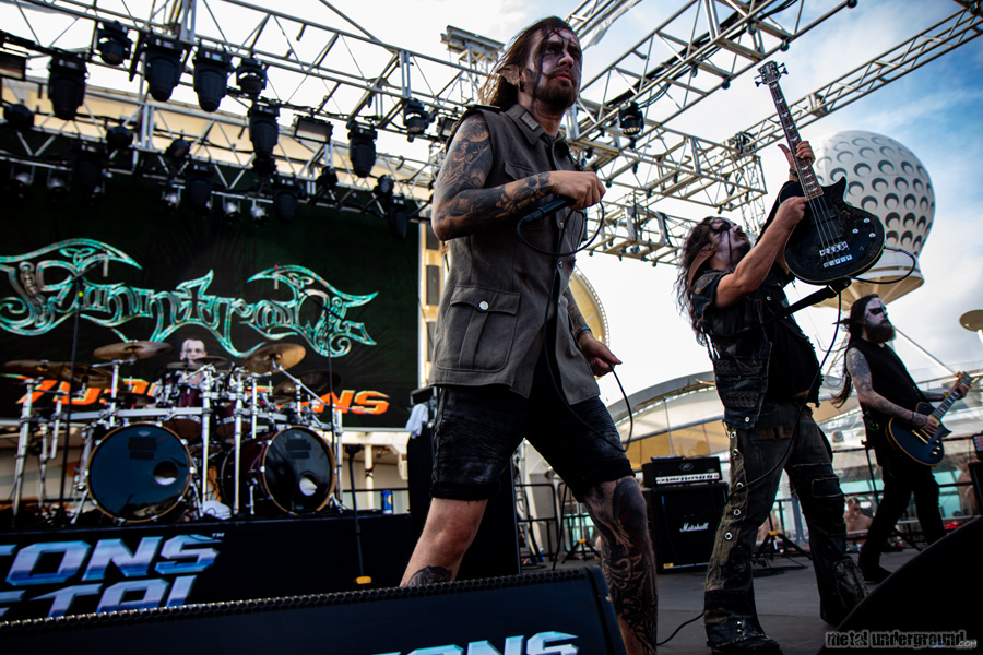 Finntroll @ 70000 Tons Of Metal 2020, Day 4