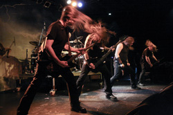 Amon Amarth, Battlecross, Huntress (Nashville, TN) preview