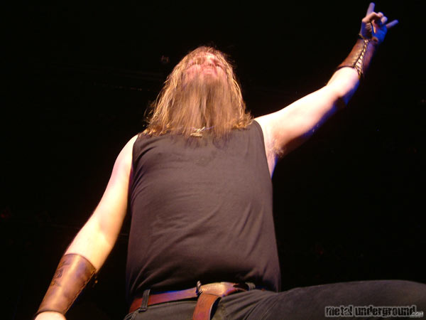 Amon Amarth @ Amon Amarth And Sonic Syndicate 2007 (Vancouver, BC)