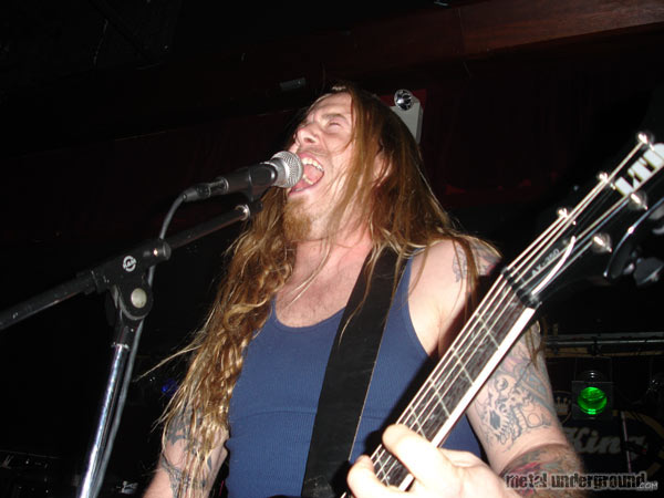 Single Bullet Theory @ Amorphis 2005 (New York, NY)