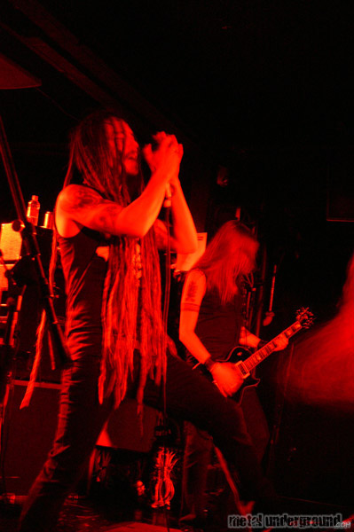 Amorphis @ Amorphis Headlining Tour (Seattle, WA)