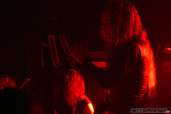 Virgin Black @ Amorphis Headlining Tour (Seattle, WA)